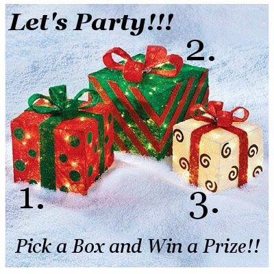 Booking holiday parties now! Pick a present for booking a party for November or December! Schedule your party here http://angelasjamboree.jamberry.com/host/ Or message me directly :) Join Jamberry as a consultant (or just for the awesome discount) and you get all 3 presents!