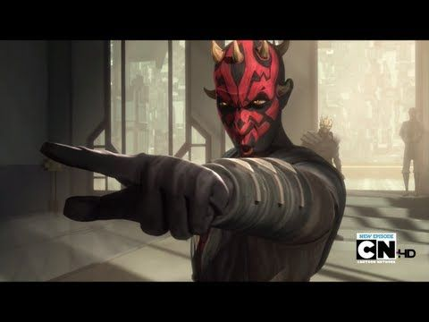 Star Wars: The Clone Wars - Ahsoka Tano vs Pre Vizsla [1080p] - YouTube