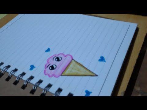 تزيين دفاتر اشكال ايموجي حلوة وسهلة Youtube Page Borders Design Colorful Borders Design Paper Crafts Diy