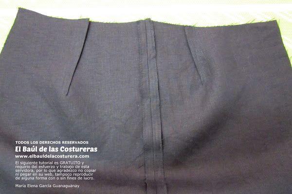 Pantalón pata de elefante | EL BAÚL DE LAS COSTURERAS