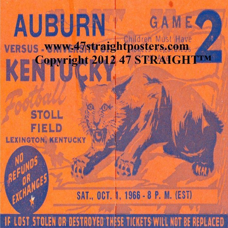 http://www.bestcybermondaygifts.com/ Best Cyber Monday Gifts 2012! Best Cyber Monday gifts for football fans! 1966 Kentucky Football Ticket Coasters™ available soon. #47straight #cybermonday
