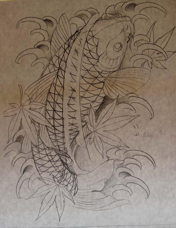 Chris Garver sketch