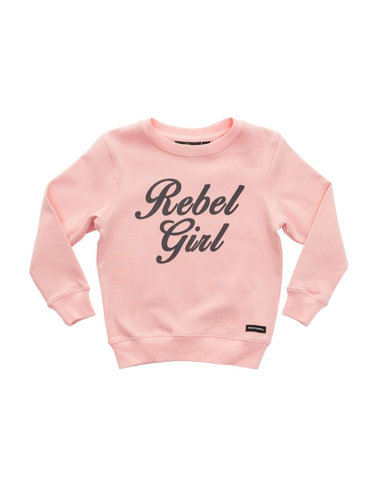 REBEL GIRL Pullover