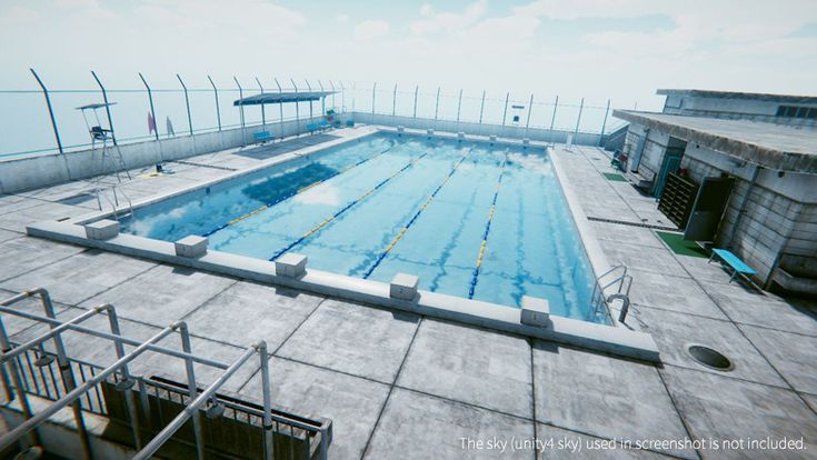 Pin By Toon Train On Character Japanese School Swimming Pools Pool