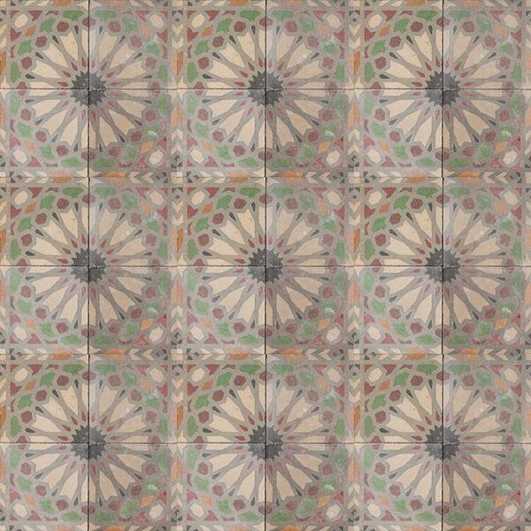 Morocan Sun Antique