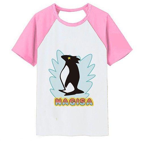 Unisex Free Iwatobi Swim Club Round Cosplay Costume Shirt Tee New 4 Style | eBay