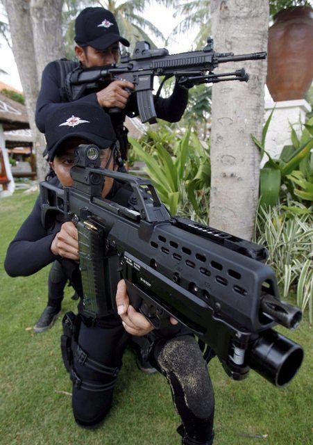 Militer Indonesia: Pasukan Khusus TNI-AL (DENJAKA)