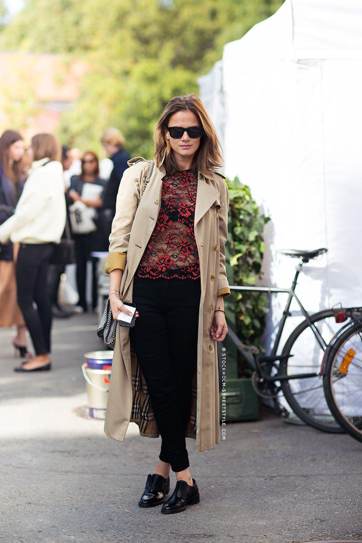 Kristina Stockholm Streetstyle Inspiration