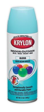 Krylon spray paint comes in 64 colors!! See them in this color chart. You can special order at any Sherwin Williams paint store at no extra charge.