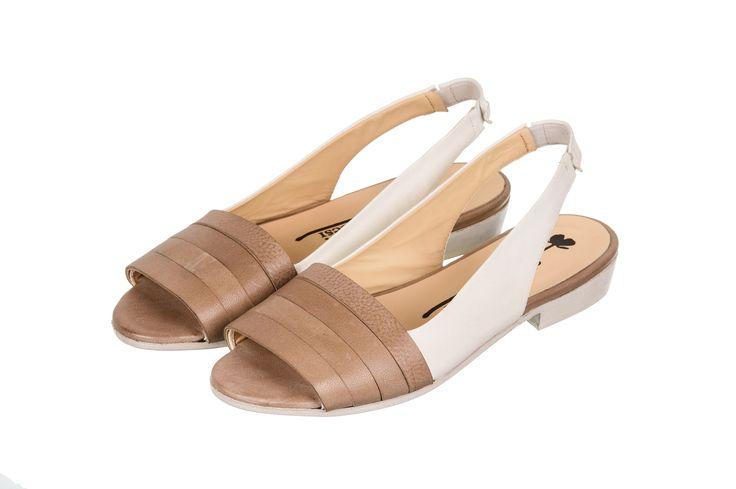 flat sandals - fiorifrancesi