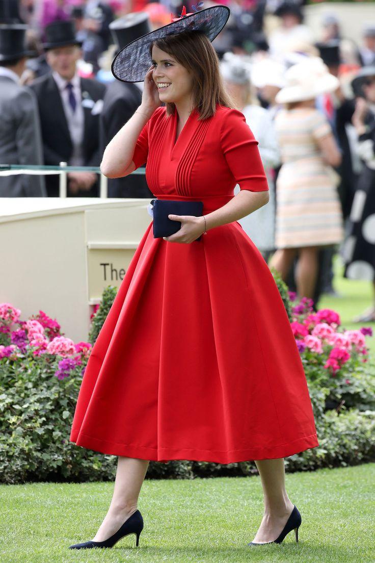 Royal Ascot 2017 Princesa Eugenia de York
