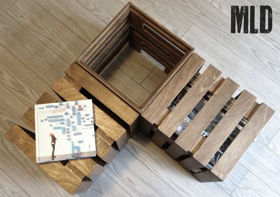 The sectional coffee table: CUBOT 3 cubic by MakeLiveDesign