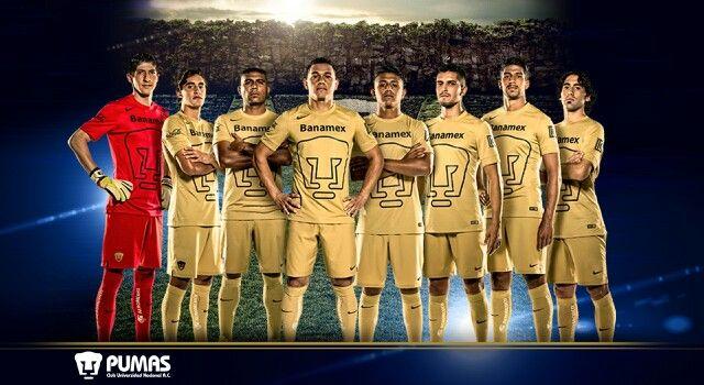 Pumas Unam 2014