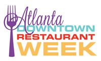 DOWNTOWN ATLANTA RESTAURANT WEEK 2013 - During Downtown Restaurant Week, brunch, lunch and dinner cuisine from the neighborhood's best restaurants will be available on $15, $25 or $35 prix-fixe menus.