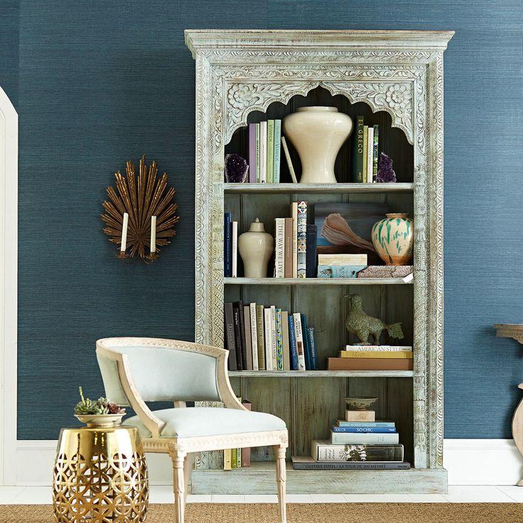Maharaja's Bookcase - New  49W x 18D x 84H   $1274.15
