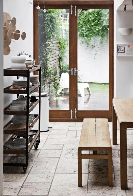 The home of Karine Kong - via cocolapinedesign.com