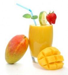 Mango-Drink - Mit Vitamin E, C und B-Vitaminen.