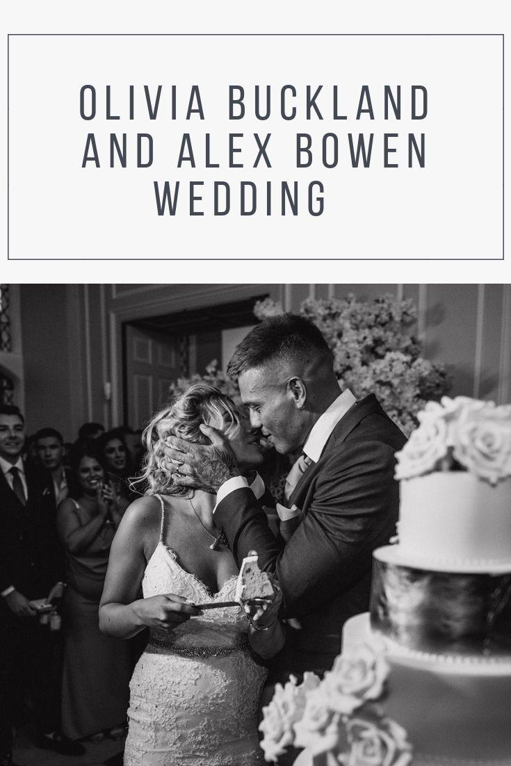 Olivia Buckland And Alex Bowen S Wedding Olivia Buckland Alex