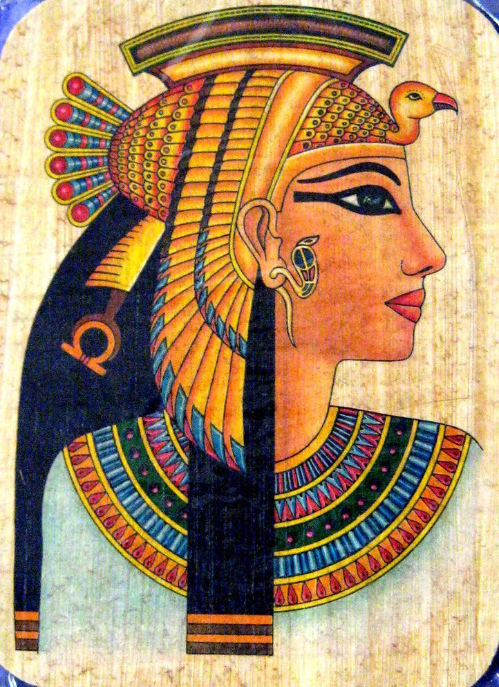 Eye makeup (eyeshadow and eyeliner) – 4000 BCE - 9 Things that Egyptians Were the First to Create