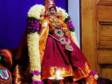1008 Divine Names of Sri Mahalakshmi (Alternate Rendition) - Sri Lakshmi Sahastranaam Sthothram
