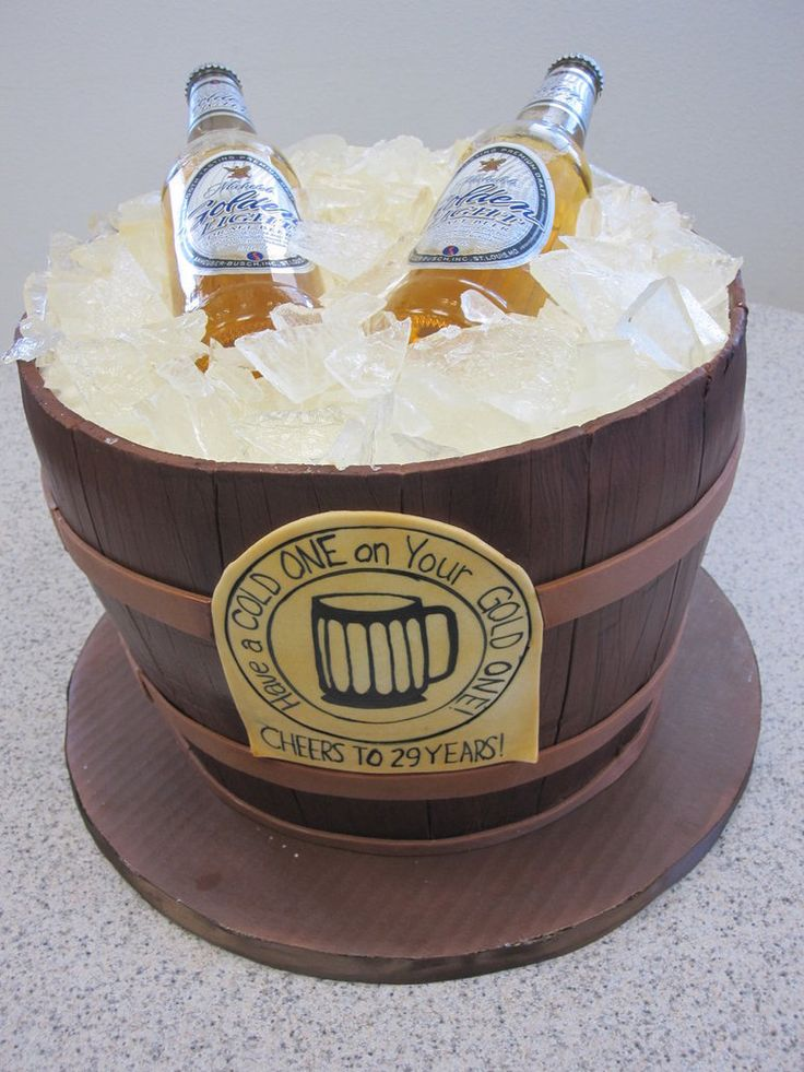 beer birthday cake 1000 images about cakes for guys and sports on 1629