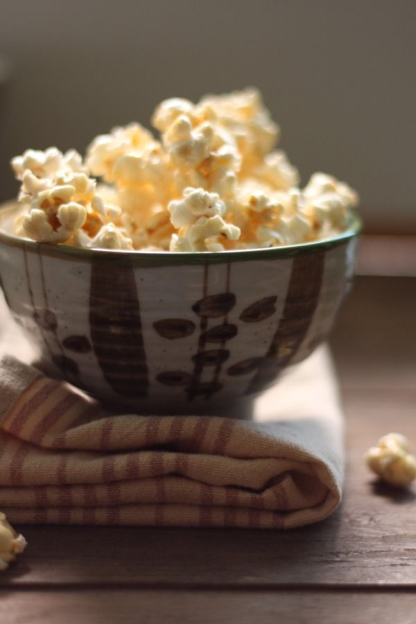 Nuts and Popcorn Snacks on Pinterest | White chocolate popcorn, Salted ...