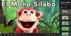 EL MONO SILABO. TODOS LOS VIDEOS DE ESTE MÉTODO DE LECTURA | RECURSOS EDUCATIVOS