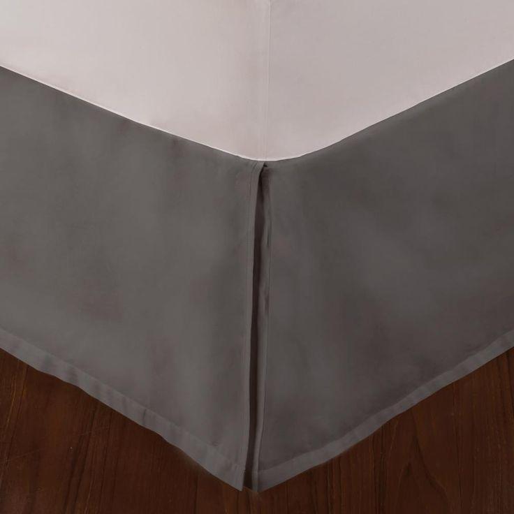 Jupe de lit blanc Etsy