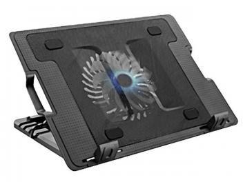"""Cooler para Notebook 9"""" a 17"""" Multilaser AC166 - 4 Ângulos de Inclinação Conexão…"""