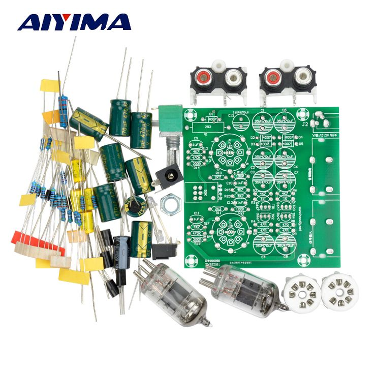 >> Click to Buy << AIYIMA 6J1 Tube Pre Amp Amplifier Board Valve Buffer PreAmp Amplifiers DIY Kits Tube Preamplifier Board Gall Buffers Amplifier #Affiliate