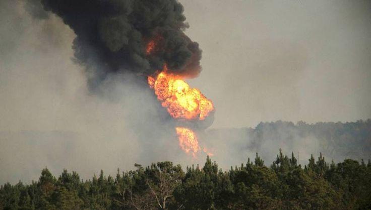 Αλαμπάμα: Έκρηξη σε αγωγό φυσικού αερίου-Κηρύχτηκε σε κατάσταση έκτακτης ανάγκης