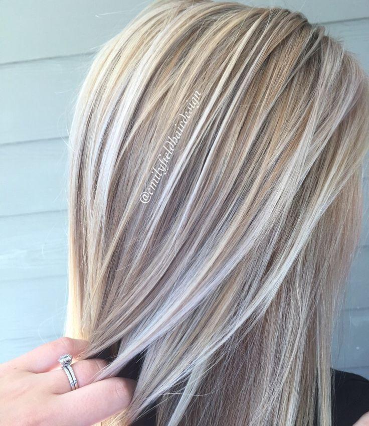 Hair Blonde Streaks