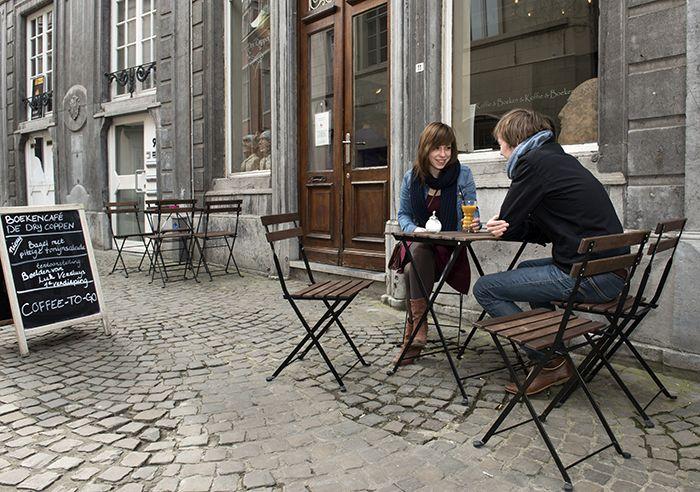 Leuven, 10 hotspots - Nomad & Villager