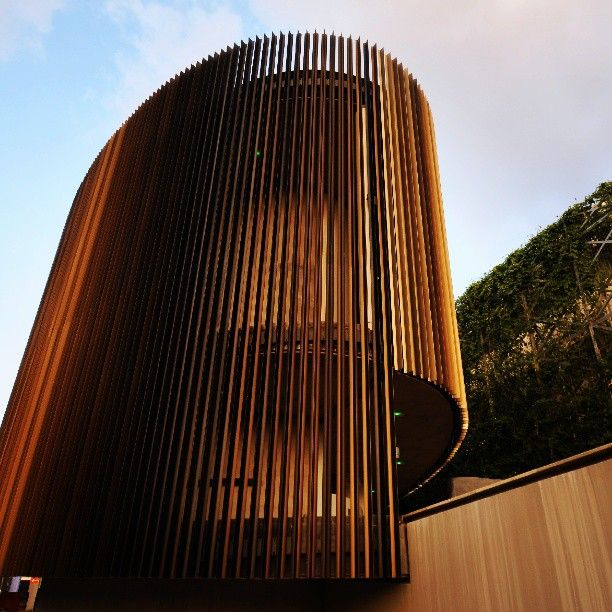 vertical fins in architecture - Google Search | Vertical ...