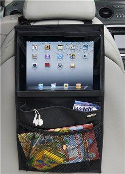 HighRoad Car iPad Holder and Media Organizer