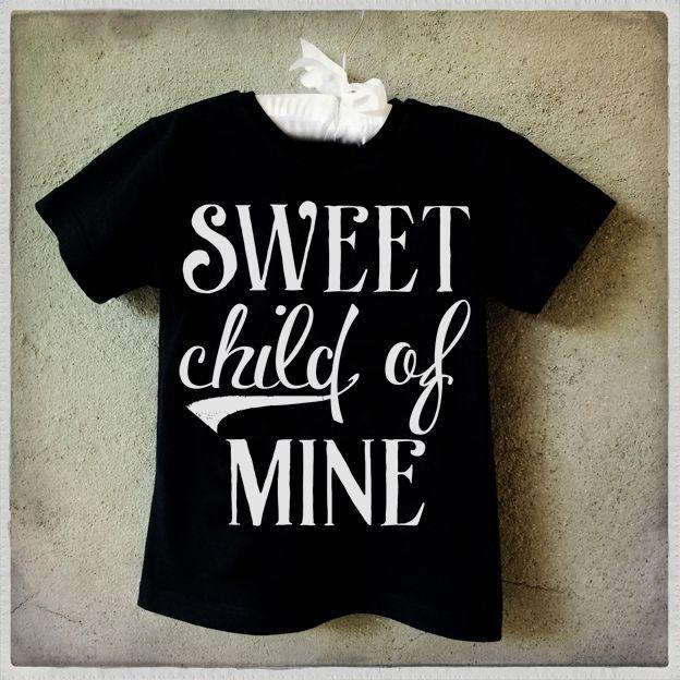Camiseta infantil Sweet Child of mine  Kids T-Shirt
