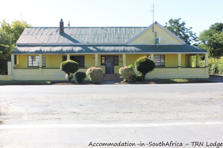 Fort Beaufort Lodges. TRN Lodge accommodation.