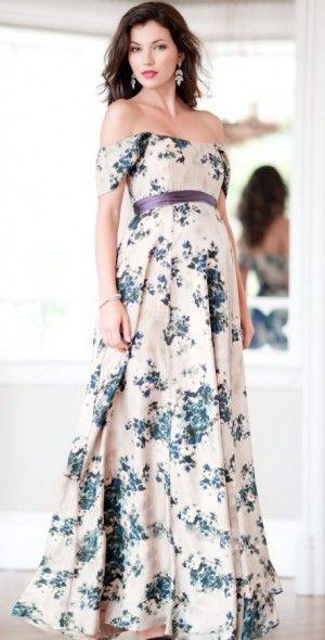 vestido com um padrão