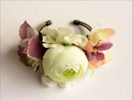 fleurs serre tete