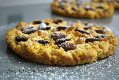#ricetta #dolce di #oggi #sbrisolona #blog #giorgiapassionecucina
