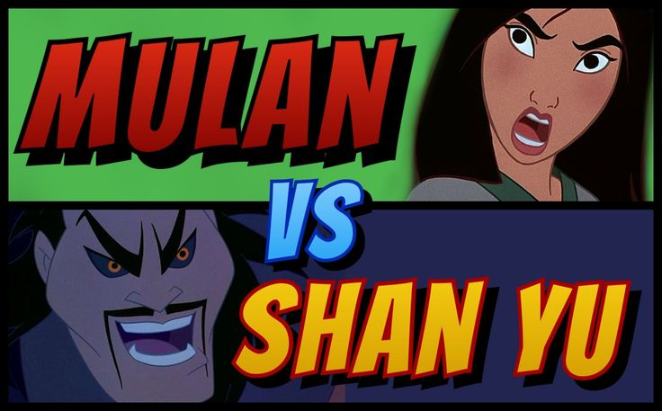 In Mulan VS Shan Yu, our fearless warrior boldly goes to bring the villainous Shan Yu and his Army of Huns to their knees. But is Shan Yu really as evil as he appears? Press play and find out on Disney Showdowns!  #Disney #Mulan #ShanYu #Villain #MovieVillain #DisneyVillains #Fight #Showdown #FaceOff #EpicBattle #DisneyMovies #YoutubeChannel #Youtubers #Animation #Videos #China #WaltDisney #DisneyPrincess #Heroic #Doll #Evil #FightScenes