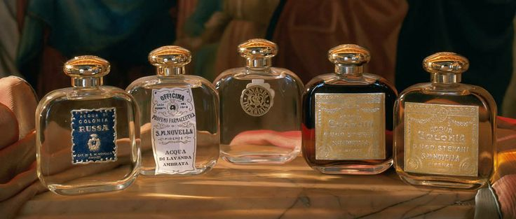 """The  Officina Profumo-Farmaceutica di Santa Maria Novella is one of the oldest pharmacies in the world (1221). The first """"Eau de Cologne"""" created was the pharmacy's creation in the 1500's of Catherine de Medici's """"Water of the Queen."""" Today this refreshing mix uses the same original formula from the time of Catherine de Medici and is simply called Santa Maria Novella. It is Santa Maria Novella's Signature Fragrance and surely the most sought after of all of their scents."""