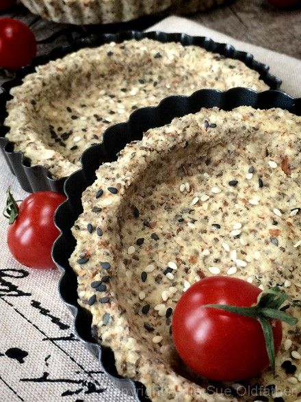 49 best paleo crackers images on pinterest raw recipes healthy zaatar middle eastern crispy tart crusts forumfinder Gallery