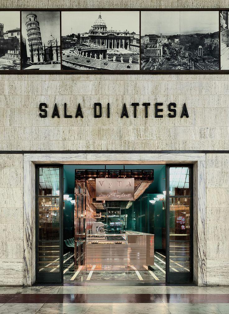 daniela colli vyta santa margherita bakery florence train station designboom