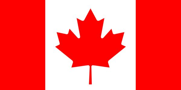 Vessels sailing under Canada's flag are required to have on board this flag as part of flag state requirements that derive from maritime regulations in the International Code of Signals and the Intern