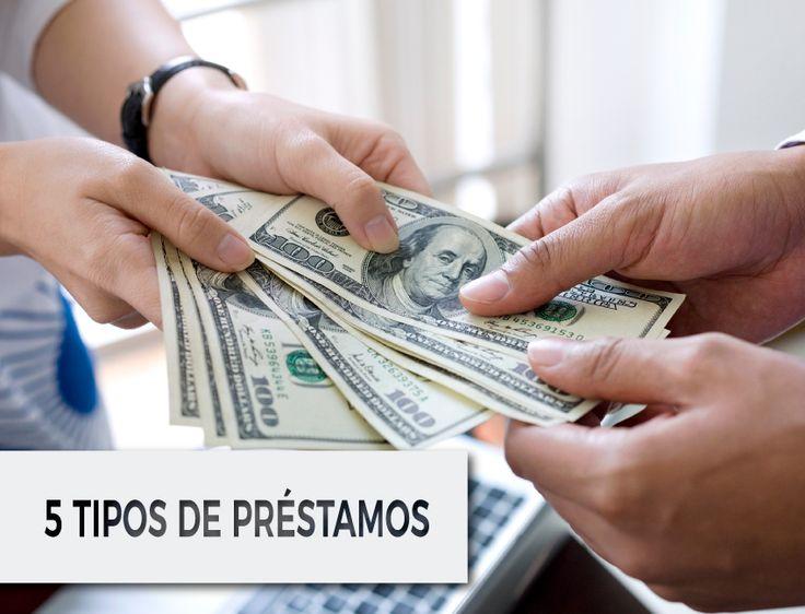 Conoce los 5 tipos de préstamos más usados en Colombia  #prestamos #money #dinero #finanzas