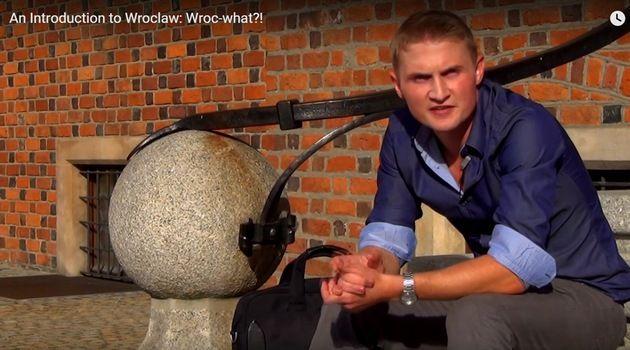 Brytyjczyk pokazuje jak podróżować po Wrocławiu   www.wroclaw.pl