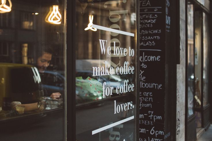 My Little Melbourne - Amazing coffee