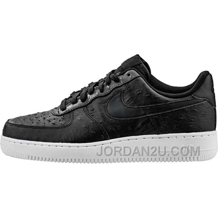 black white air force ones