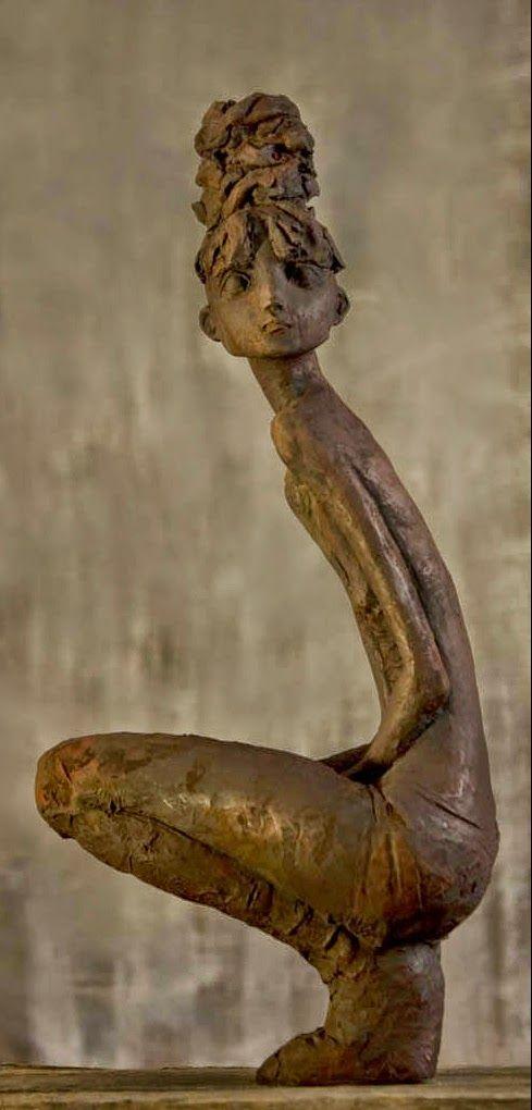 Valérie Hadida | Figurative sculptor | Tutt'Art@ | Pittura * Scultura * Poesia * Musica |